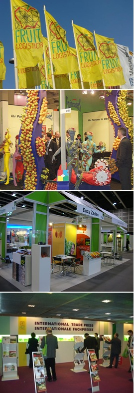 Fruit logistica 2011